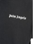 Palm Angels New Basic T-shirt - Black/white
