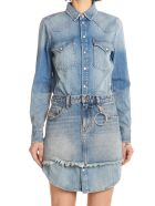 Diesel Dress - Blue