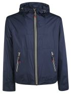 Michael Kors Tech Hooded Jacket - Midnight