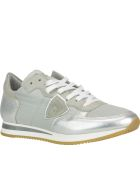 Philippe Model Tropez Sneakers - Silver