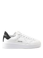 Golden Goose Pure Star Leather Sneaker - White/black