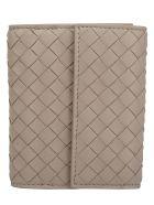 Bottega Veneta Wallet - Limestone
