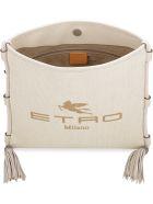 Etro Eivissa Crossbody Bag - panna