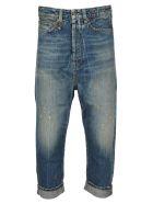 R13 Jeans LOW CROTCH JEANS
