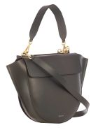 Wandler Hortensia Medium Shoulder Bag - Black Black
