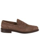 Tricker's Castorino Shoes - New Brown