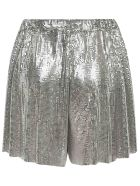 Paco Rabanne Shorts - Silver