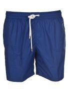 Hartford Drawstring Swim Shorts - Blue