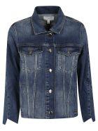 Frame Le Triangle Gusset Jacket - Blue