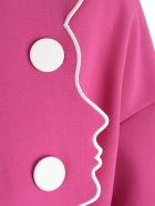 Vivetta Button Detail Top - Red