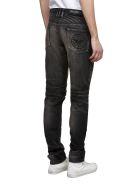 Balmain Biker Jeans - Noir