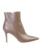 Gianvito Rossi Ankle Boots - Beige