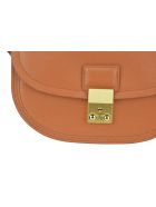 3.1 Phillip Lim Pashli Saddle Bag - Cognac