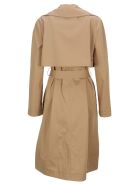 Stella McCartney Belted Trench Coat - BEIGE
