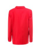 The Attico Jacket - Red