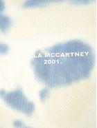 Stella McCartney Hooded Fleece Tie Die - BLUE TIE DIE
