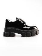 Prada Lace Up Shoe - Nero