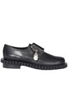 Coliac Dessert Lace Up Shoes - Black