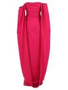 Tom Ford Off-the-shoulder Dress - Pink