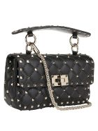 Valentino Garavani Small Shoulder Bag - Nero