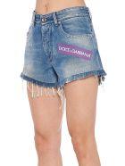 Dolce & Gabbana Shorts - Light blue