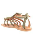 K.Jacques Fregate Sandals - Vel Lichen