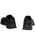 Prada Nylon Low-top Sneakers - black
