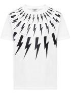 Neil Barrett Kids T-shirt - White