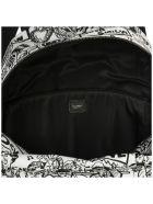 Dolce & Gabbana  Nylon Rucksack Backpack Travel Vulcano - Bianco