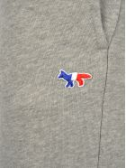 Maison Kitsuné Maison Kitsune Maison Kitsuné Logo Patch Jogging Trousers - GREY