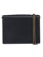 Bottega Veneta Chain Wallet - Nero