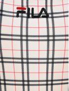 Fila Checked Jumpsuit - CHECK WHITE