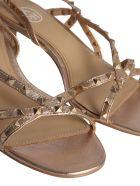 Ash Kitty Sandals - MARRONE