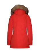 Woolrich Luxury Artic - Marine Scarlet