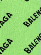 Balenciaga Sweater - Acid green/black