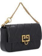 Givenchy Pocket Quilted Leather Mini-bag - black