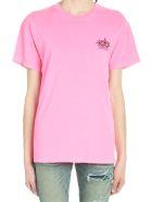 AMIRI 'five Stars' T-shirt - Fuchsia