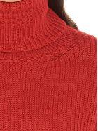RED Valentino 'red Ladies' Sweater - Multicolor