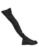 Rick Owens Stocking Boots - BLACK