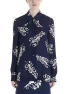 Prada 'feather' Shirt - Multicolor