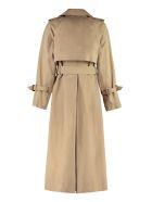 Weekend Max Mara Macbeth Cotton Trench Coat - Camel