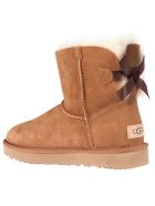 UGG Mini Bailey Bow Ii Boots - CHESTNUT