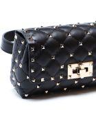 Valentino Garavani Spike Belt Bag - No Nero