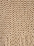 PierAntonioGaspari Oversized Short Sweater - Noce