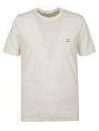 C.P. Company Logo Print T-shirt - Gauze white