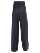 Paul Smith Wide Leg Trousers - Blue