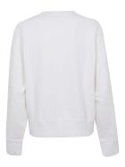 Ralph Lauren Logo Sweater - White