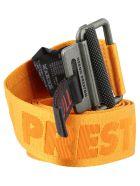 HERON PRESTON Kk Tape Belt - Orange