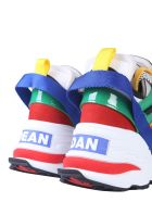 Dsquared2 The Giant Sneakers - MULTICOLOR