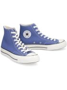 Converse Canvas High-top Sneakers - blue